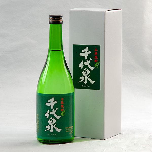 本格焼酎 粕取焼酎 千代泉 / 富士正酒造合資会社|富士山に一番近い ...