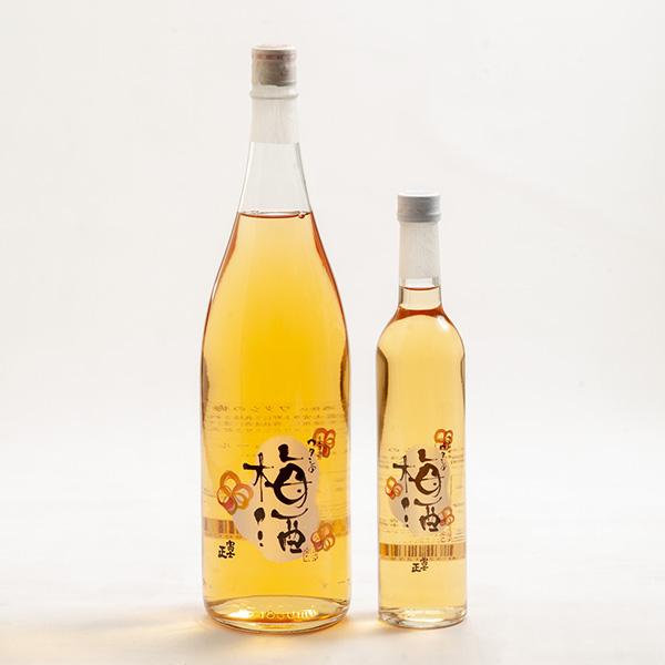 日本酒仕込 ワタシの梅酒