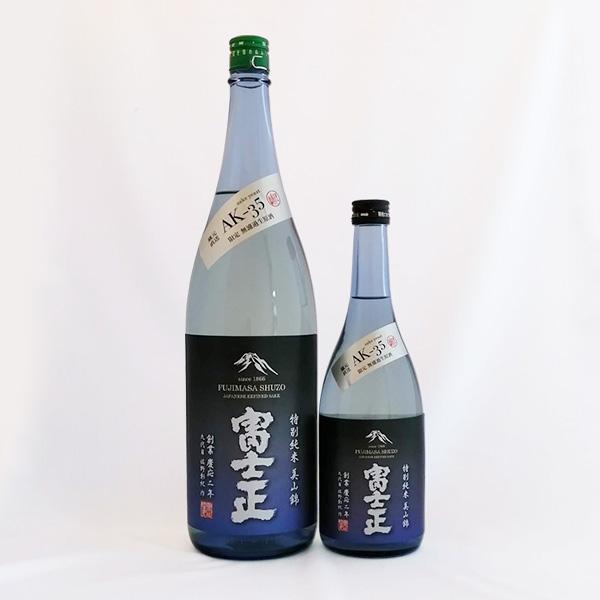 蔵元九代目の特別純米無濾過生原酒