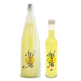 日本酒仕込 ワタシの柚子酒